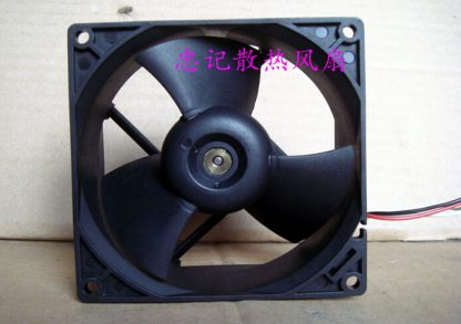 Wholesale bag mail: genuine DELTA EFB0912HHE DC12V 0.63A 92X92X38MM three line fan