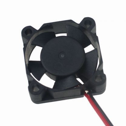 5 pcs/lot Gdstime Two Balls Bearing Fan 3cm 30mm x 10mm 12V 2 Pin 2.0 Mini DC Brushless Cooling Radiator Cooler 30x30mm