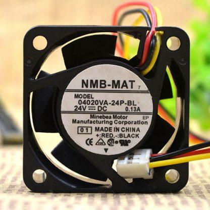 040VA-24P-BL for NMB 4CM 0.13a 24v cooling fan