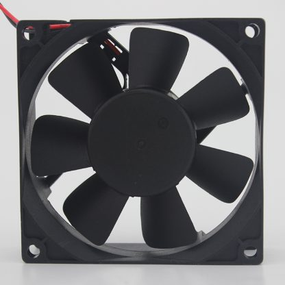 AD0824MB-A70GL 8025 24V 0.10A 8CM Inverter Double Ball Cooling Fan +