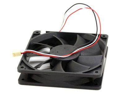 Original NMB fan 4710KL-05W-B39 119 * 25MM 24V 3 wire alarm signal cooler