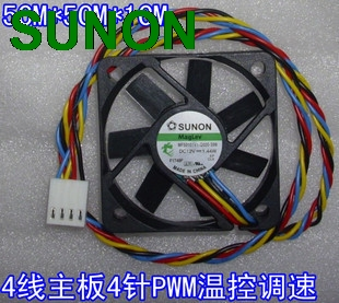 SUNON 24VInverter Fan 1.0W KD2408PTB3 quitet Fan 8cm 8025 80x80x25mm 8cm