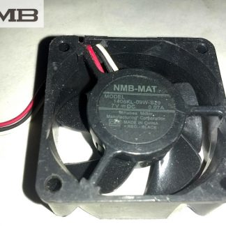 NMB 1406KL-09W-S29 3.5CM 3515 DC 7V 0.07A third line server inverter cooling fan