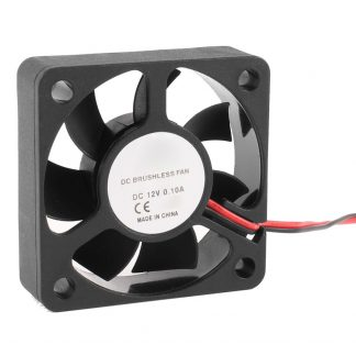GTFS-50mm 12V 2Pin 4000RPM Sleeve Bearing PC Case CPU Cooler Cooling Fan