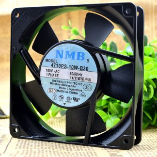 Free Delivery.12 cm 14/11 100 v, 12025 w 4710 ps - 10 t - B30 ac fan A cooling fan