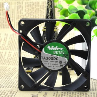 Wholesale: the original Nidec TA300DC H34612-55 80*80*15 12V 0.18A 8CM cooling fan