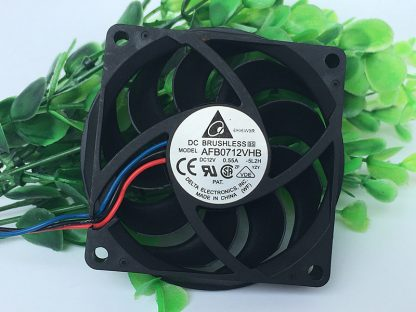 Original Delta 7CM 7015 AFB0712VHB 70 * 70 * 15MM Double Ball Fan CPU Cooler