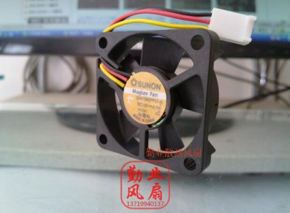 Wholesale: SUNON GM1245PFV1-A 4.5CM 45*45*10 12V 0.7W three lines radiating fan