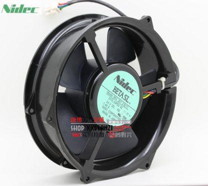 Nidec BKV 301 216/77 D17L-24PS3 02 170 * 170 * 50mm 17cm 170mm DC 24V 1.40A cooling fan