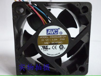 AVC 5cm DS050B12H 50 12v 0.25a Cooling Fan