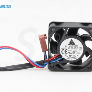 Wholesale Delta Electronics AFB02505HHB 2510 25mm 2.5cm DC 5V 0.23A 3 line small mini server inverter axial cooling fans