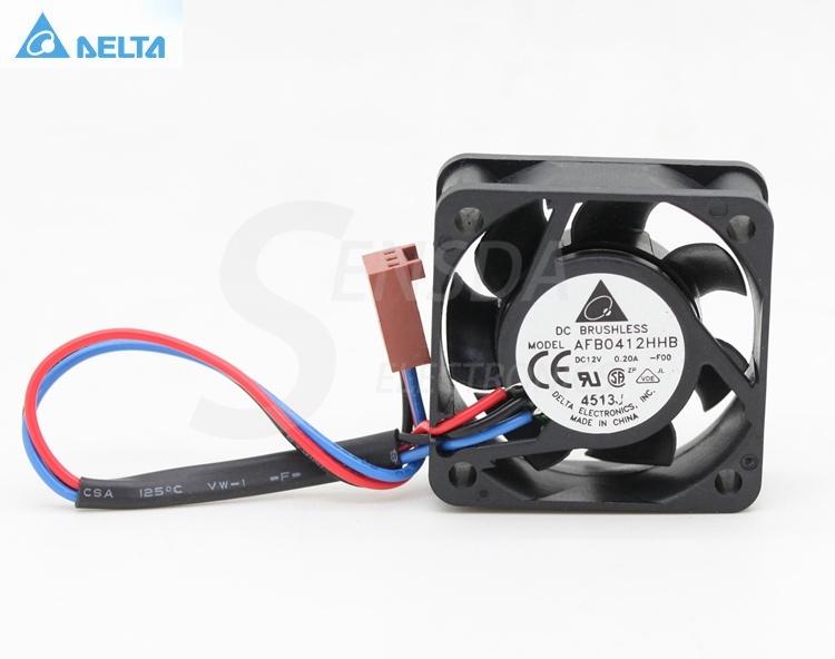 For Nidec TA150DC C34957-58 12V 0.29A 4028 40mm 4cm server for Cisco switch fan