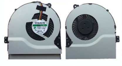 New laptop cpu cooling fan for ASUS x552e X550C X552C