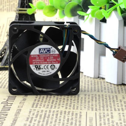 Free Delivery. 6025 12 v 0.26 A four-wire PWM controlled speed DS06025R12UP005 cooling fans