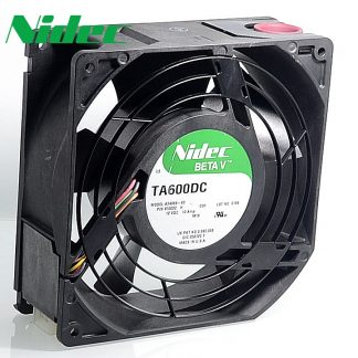 Nidec Original server fans TA600DC A34969-90 cooling fan 15CM 12V 10A fan dual ball bearing