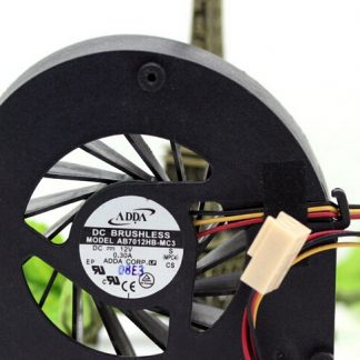 Wholesale: original AB7012HB-MC3 7CM 12V 0.30A ADDA dual ball turbo fan