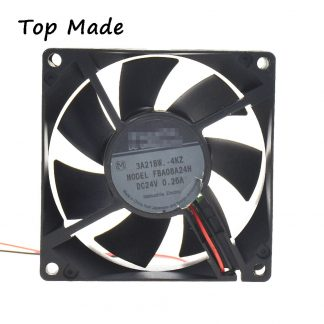Inverter cooling fan for panaflo FBA08A24H 8CM 24V 0.26A Fluid bearing