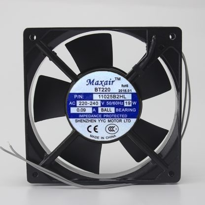 BT220 axial fan AC cooling fan 11025B2HL / 220V / ball