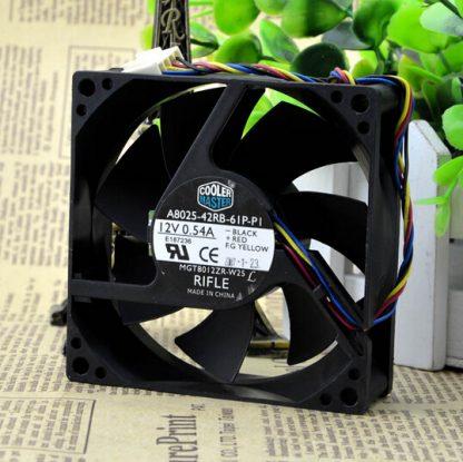 Wholesale: A8025-42RB-61P-P1 12V 0.54A 8CM fan