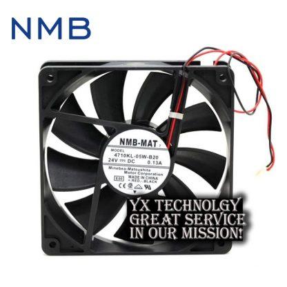 New 125 4710KL-05W-B Inverter 24V 0.13A 12CM cooling fan for nmb-mat7