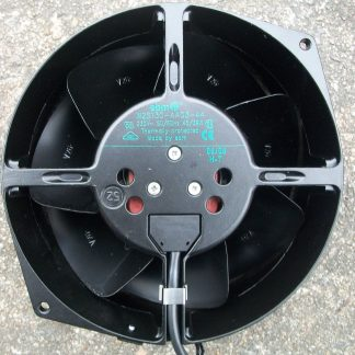 EBM W2E143-AB15-01 Axial Fan, Voltage: 115VAC 50/60Hz, Power: 26/33W Germany