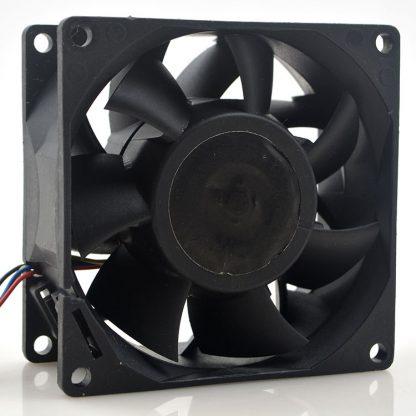 New original FFC0812DE 8038 12V 1.80A four-wire PWM temperature control 8CM large air volume fan