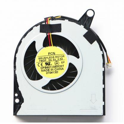 NewOriginal Cpu Fan For Acer Aspire V3-771 V3-771G V3-772 V3-772G Cpu Cooling Fan FCN DFB601205M20T DC5V 0.5A