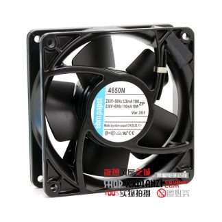 Free Delivery.All metal TYP-4650N 12038 220V double ball AC cooling fan