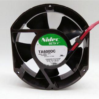 For Nidec TA600DC A34438-59 EX DC24V 1.4mp UPS 2pin 172*150*50mm cooling fan