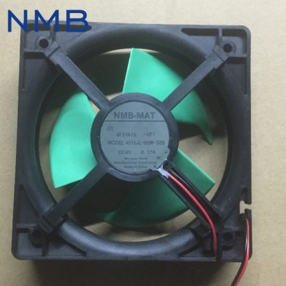 NMB-MAT 4515JL-03W-S 9V 0.17A 70*70*15mm refrigerator fan