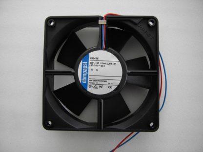 New Original ebmpapst 4314M 1 * 32MM DC24V 0.11A cooling fan