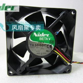 Wholesale Nidec TA350DC M35105-58 9038 9cm 9238 DC 12V 1.8A chassis server inverter cooling fan