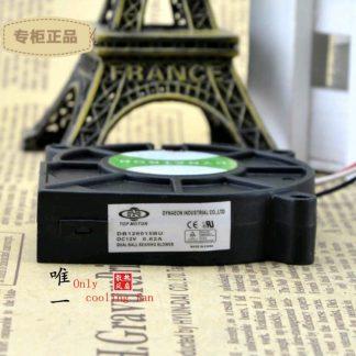 Free Shipping DYNATRON Blower DB126015BU 6015 12V 0.62A 6CM turbo fan Server Inverter Cooling Fan