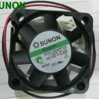 Sunon KDE1204PFV3 40mm 4CM 4010 DC 12V 0.8W server inverter quiet mini micro cooling fan