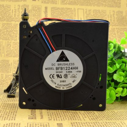 Free Delivery. 12 cm 132 turbine centrifugal fan 24 where v0. 80 a double ball bearing fan BFB1224HH