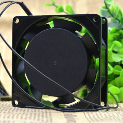 Free Delivery.8025 sf8025at 8 cm 2 v ac fan Double bearing axial flow fan
