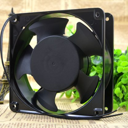 New original FD1238A2HB fan 2V ball oil 12CM 138 0.14A cooling fan