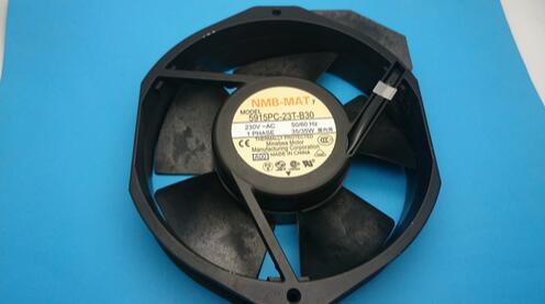 Original NMB 5915PC-23T-B30 230V 35W 172*150*38MM aluminum frame AC fan