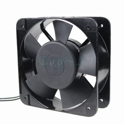 Gdstime 1 Piece 150mm x 50mm 220V 240V 150x150x50mm 15050 15cm AC Axial Cooling Fan Metal Case