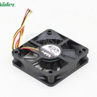 Wholesale nidec H35764-57 6cm 60mm 6015 DC 24V 0.11A three-wire 3-pin inverter axial cooling fans