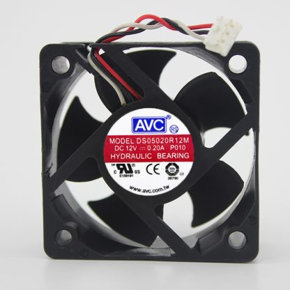5020 DS05020R12M P010 12V 0.20A 5CM four-wire CPU cooling fan