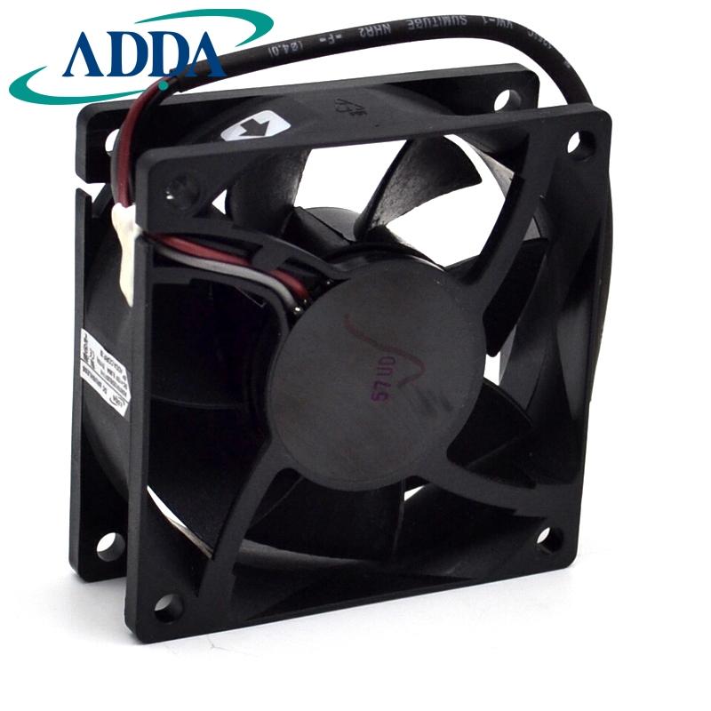 ADDA AD07012DB257300 fan portant 12V à deux boules