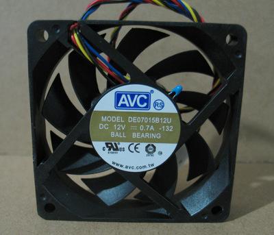 AVC 7CM 7015 12V DE07015B12U 0.7A DE0715T12H A7015-48RB-3AN-L1 PL71S12HH-1 FA07015L12LPB FA07015E12BMC KF0715B1SM-R cooling fan
