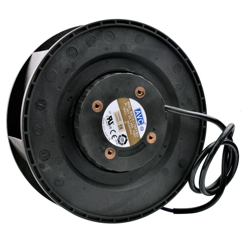 AVC BNTA1769Y8U DC48V 1.48A Waterproof Turbine Disk Blower Server Fan