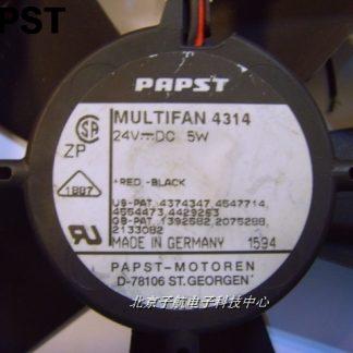 papst 12032 24v 5w multifan 4314 cooling fan