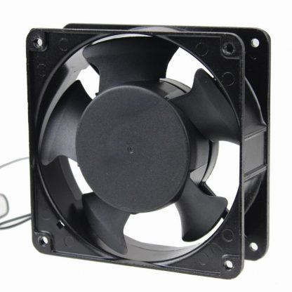 1Piece Gdstime 13538 220V 240V 135x135x38mm Big Metal Industrial Case AC Cooling Fan 14cm 130mm 135mm x 38mm