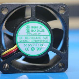 USB4020 fan fan 5V12V 24V oil mute cooling fan inverter accessories 40 * 40 * 20