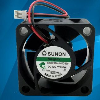 Wholesale SUNON HA401V4-0000-999 40 4cm DC 12V 0.6W 40*40*mm 2-line Ultra Quiet Cooling Fan