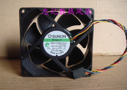 Wholesale: SUNON PMD19PLV2-A 12V 4.7W 9CM 9032 to four line cooling fan.