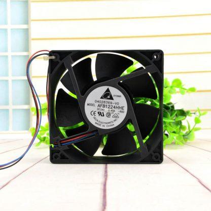 Delta AFB1224HHE 24v 0.45A 3 line welding machine cooling fan